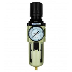 "Filtr odwadniacz reduktor regulator manometr 3/4"" cala AW4000-06"
