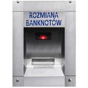 Rozmieniarka banknotów Standard bez zabudowy