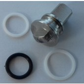 Zestaw naprawczy zaworu 3 drog. wysokociśnien.1/4 cala ss304 HB3