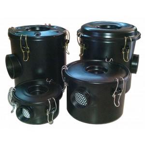 Filtr wejścia powietrza z obudową do wentylatorów 1 1/4 cala