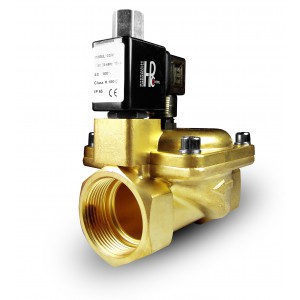 Elektrozawór 2K40 NO 1 1/2 cala 230V lub 12V 24V