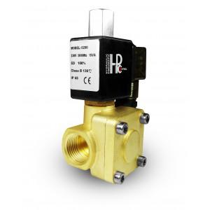 Elektrozawór 2K25 NO 1 cal 230V lub 12V 24V