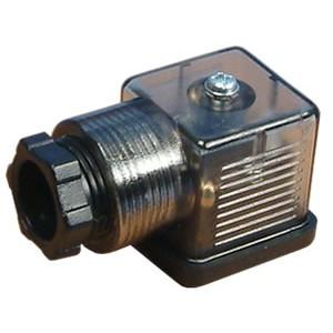Wtyk elektrozaworu 18mm DIN 43650