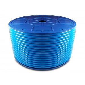 Przewód wąż pneumatyczny poliuretanowy PU 4/2,5 mm 1mb niebieski