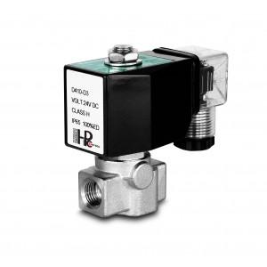 Elektrozawór wysokiego ciśnienia HP15-M nierdzewny ss304 110bar