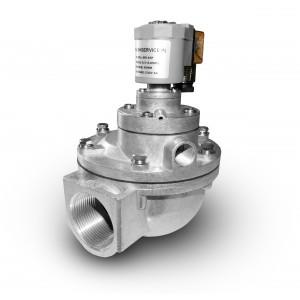 Elektrozawór impulsowy czyszczenia filtrów 1,5 cal MV45T