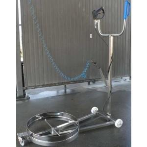 Urządzenie do mycia podwozia - myjnia podwozia