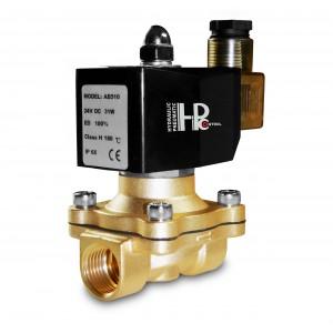 Elektrozawór 2N25 1 cal uszczelnienie EPDM +130C