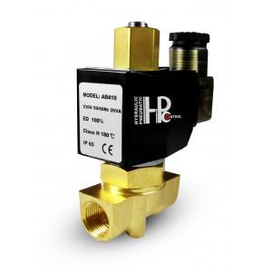 Elektrozawór otwarty 2N10 NO 3/8 cala 0-10 bar 230V 24V 12V 110V 42V