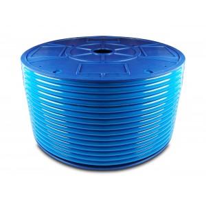Przewód wąż pneumatyczny poliuretanowy PU 16/12 mm 1mb niebieski