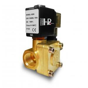 Elektrozawór 2K25 1 cal 230V lub 12V 24V