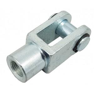 Głowica widełkowa Y Joint M8 do siłownika 20mm ISO 6432
