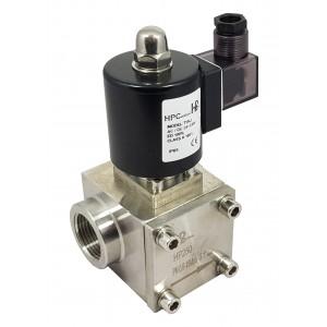 Elektrozawór wysokiego ciśnienia HP250 150bar