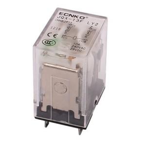 Przekaźnik 230VAC 10A 2xNO/NC bez podstawki