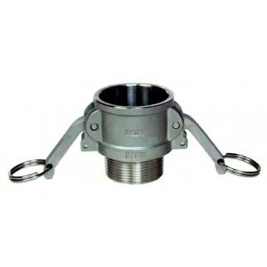 Złącze Camlock - typ B 1 1/4 cala DN32 SS316